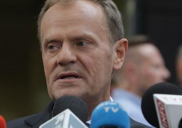 Donald Tusk będzie wezwany do sądu. Chodzi o proces Tomasza Arabskiego
