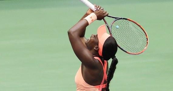 """Amerykańska tenisistka Sloane Stephens wygrała turniej US Open, zdobywając swój pierwszy wielkoszlemowy tytuł. 24-letnia tenisistka w finale nowojorskiej imprezy pokonała rozstawioną z """"15"""" rodaczkę Madison Keys 6:3, 6:0."""