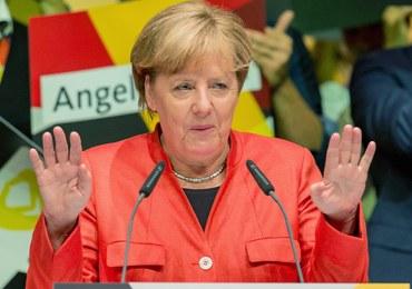 """Angela Merkel za zmianą unijnych traktatów. """"Musimy wiedzieć, kto u nas przebywa"""""""