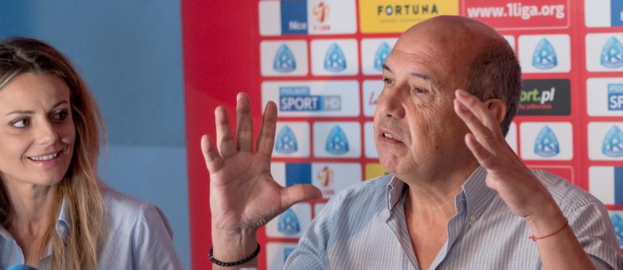 Argentyńczyk, który przed laty wprowadził Panathinaikos do półfinału Ligi Mistrzów, zasiądzie na ławce trenerskiej Ruchu Chorzów.