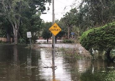 Ogromne straty na Florydzie po przejściu Irmy