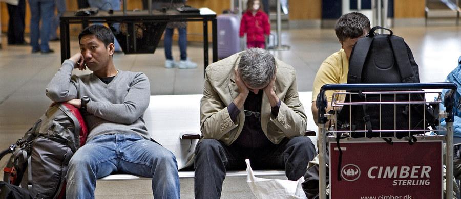 """Lotnisko w stolicy Danii Kopenhadze zostało częściowo zamknięte, a terminal nr 2 został ewakuowany. Policja informowała jedynie o """"incydencie""""."""