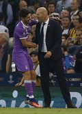 Asensio: Zidane powiedział mi, że mam lewą stopę jak Messi