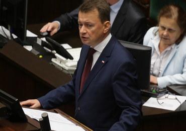 Sejmowa awantura o rządową pomoc dla poszkodowanych przez nawałnicę