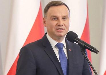 Seria spotkań u prezydenta. Andrzej Duda rozmawia nt. ustaw o KRS i SN