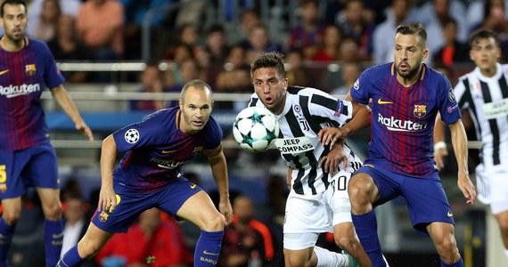 W fazie grupowej Ligi Mistrzów FC Barcelona wygrała 3:0 z Juventusem Turyn. Mecz rozgrywany był na stadionie Camp Nou. Bramki dla Barcelony zdobyli Lionel Messi (dwie) i i Ivan Rakitić. Na ławce rezerwowych gości siedział bramkarz Wojciech Szczęsny.