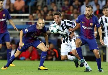 LM: Szlagier kolejki, FC Barcelona pewnie pokonała Juventus Turyn