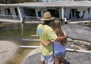 Jedna czwarta domów zrównana z ziemią. Skutki przejścia Irmy nad Florida Keys