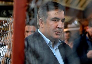 Kijów: Nie mówimy o wydaniu Saakaszwilego Gruzji
