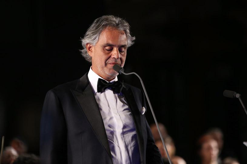 Światowej sławy tenor, Andrea Bocelli, trafił do szpitala po tym, jak spadł z konia.