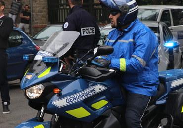Atak na żołnierza w Paryżu. Sprawca zatrzymany