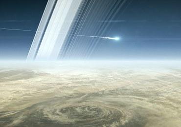Ostatnie chwile Cassiniego