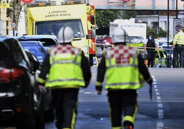 Otwarto stację metra w Londynie, zamkniętą po zamachu