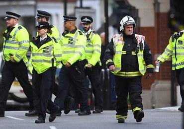 Policja zatrzymała 18-latka w związku z zamachem w metrze w Londynie