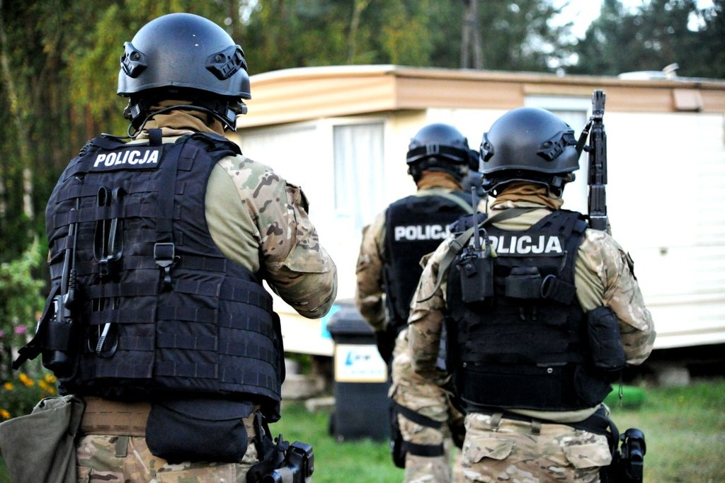foto. Policja Lubuska