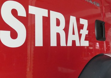 Pomorskie: Po pijanemu ukradł wóz strażacki i spowodował kolizję