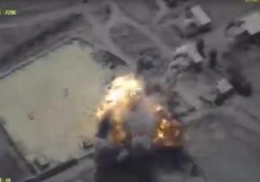 Pentagon: Rosjanie zaatakowali w Syrii rebeliantów wspieranych przez USA