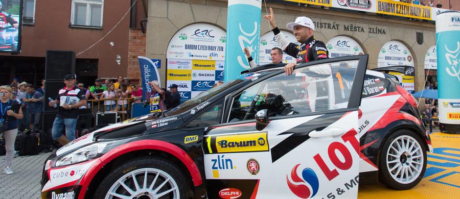 Obrońca tytułu Kajetan Kajetanowicz (Ford Fiesta R5) zajął drugie miejsce w Rally di Roma Capitale, 7. rundzie mistrzostw Europy i umocnił się na prowadzeniu w klasyfikacji generalnej. Zwyciężył trzykrotny mistrz Polski Francuz Bryan Bouffier (Ford Fiesta R5).