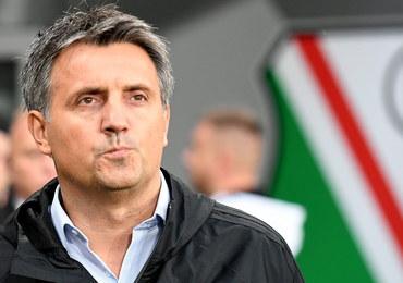 Ekstraklasa piłkarska - debiut nowego trenera Legii
