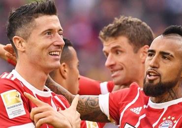 """""""Maszyna do zdobywania goli"""". Bayern o Robercie Lewandowskim"""