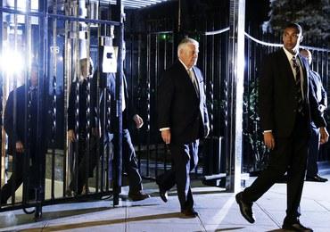 Tillerson i Ławrow rozmawiali o Syrii i Ukrainie