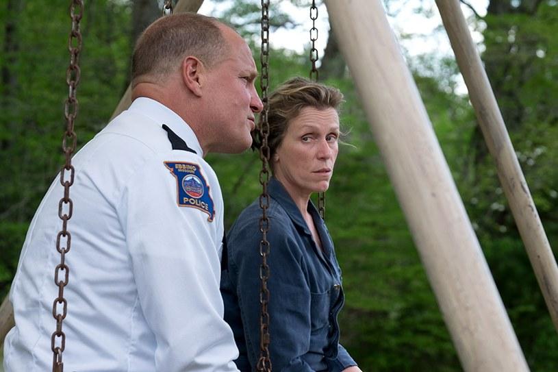 """""""Trzy billboardy za Ebbing, Missouri"""" Martina McDonagha został uznany za najlepszy film na festiwalu w Toronto. Tym samym stał się jednym z głównych kandydatów do Oscara."""