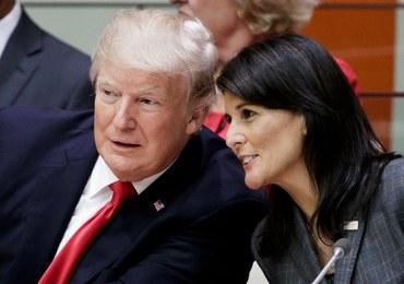 Krytyczne słowa Trumpa na temat ONZ. 128 państw poparło deklarację USA