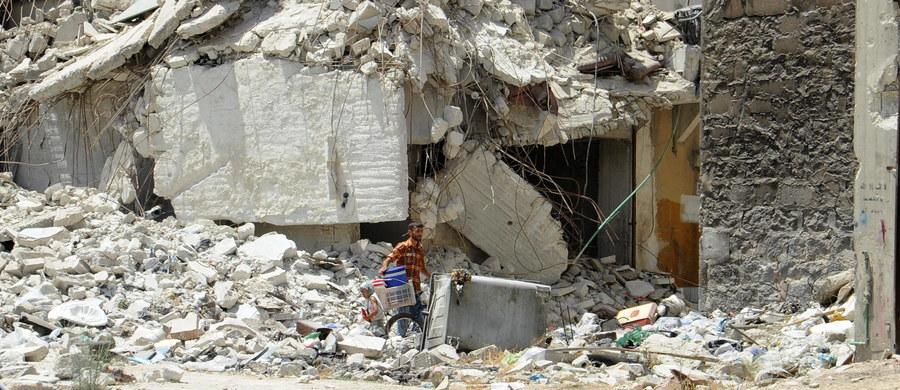 """Zbieranie pieniędzy na odbudowę mieszkań zniszczonych podczas wojny w Syrii ma na celu akcja """"Lubelszczyzna dla Aleppo"""". W poniedziałek w Lublinie przedstawiciele różnych środowisk z regionu podpisali deklarację poparcia zbiórki."""