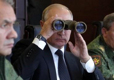 """Putin obserwował manewry Zapad-2017. """"Wysoka ocena"""" dla wojskowych"""