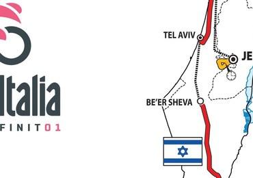 W 2018 r. Giro d'Italia rozpocznie się w Izraelu