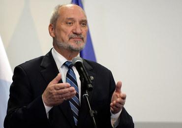 Macierewicz: Możliwe większe zaangażowanie w Afganistanie