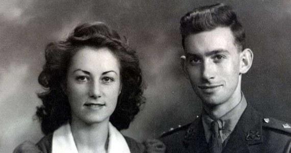 Poznali się podczas wojny. Spędzili ze sobą 75 lat, zmarli tego samego dnia w odstępie zaledwie 5 godzin. Wzruszającą historię małżeństwa Brytyjki i kanadyjskiego weterana wojennego opisuje portal BBC.
