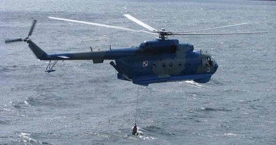 Do tragicznego wypadku doszło podczas ćwiczeń Kormoran-17 na Bałtyku. Zginął żołnierz, który wypadł ze śmigłowca - informuje reporter RMF FM Kuba Kaługa.