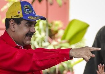 """Maduro nazwał Trumpa """"nowym Hitlerem"""". """"Myśli, że jest właścicielem świata"""""""