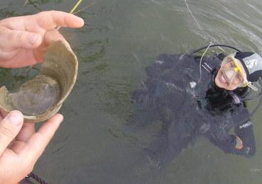 Odkrycie archeologów badających Jezioro Lednickie. Opowieści sprzed lat okazały się prawdą