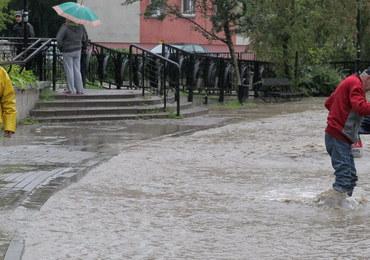 Synoptycy ostrzegają przed ulewami na południu kraju
