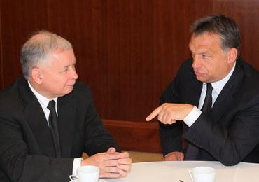 Jarosław Kaczyński spotka się w piątek z Viktorem Orbanem