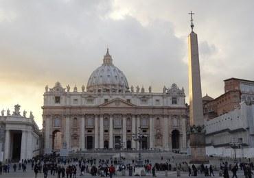 Watykan: Żandarmeria usunęła bezdomnych z rejonu placu Świętego Piotra