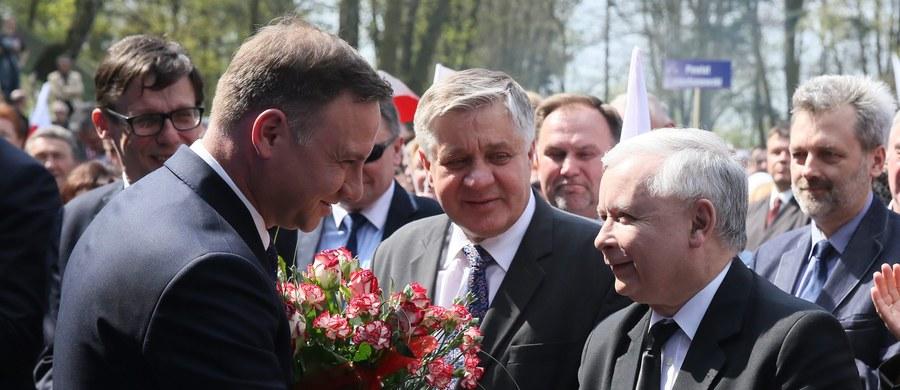 Jeszcze dziś ma dojść do spotkania prezydenta Andrzeja Dudy z prezesem PiS Jarosławem Kaczyńskim - dowiedział się dziennikarz RMF FM Robert Mazurek. Prezydent wraca z Nowego Jorku ok. godz. 13 i tuż po tym jest umówiony na spotkanie z szefem Prawa i Sprawiedliwości.
