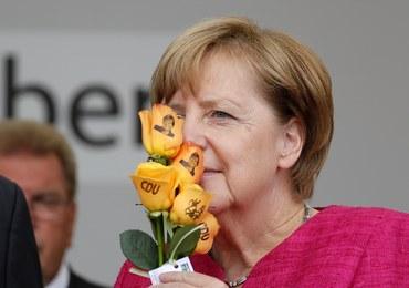 Angela Merkel - cesarzowa Europy po przejściach
