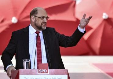 Martin Schulz - waleczny kandydat SPD bez szans na zwycięstwo