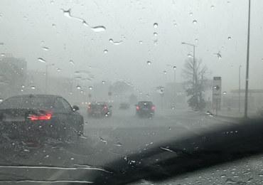 Śląsk: Prawie 130 interwencji strażaków po opadach. Deszcz nie ustaje