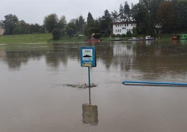 Na południu Polski pada i padać będzie. Przybywa wody w rzekach