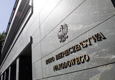 BBN pytało służby o swoich pracowników m.in. Czesława Juźwika, ale ...odpowiedzi nie było