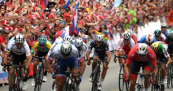 Słowacki kolarz Peter Sagan po raz trzeci z rzędu został mistrzem elity w wyścigu ze startu wspólnego. W Bergen wyprzedził na finiszu faworyta gospodarzy Alexandra Kristoffa oraz Australijczyka Michaela Matthewsa.