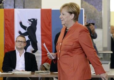 Niemcy: Angela Merkel zostaje na stanowisku kanclerza. CDU/CSU wygrywa wybory parlamentarne