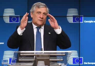 """Szef PE gratuluje Merkel. """"Niemcy dalej oddani idei europejskiej"""""""