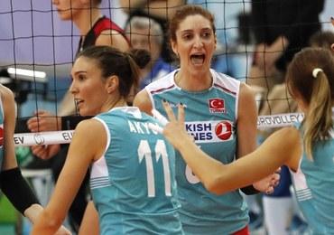 ME siatkarek - Turcja rywalem Polek w walce o ćwierćfinał