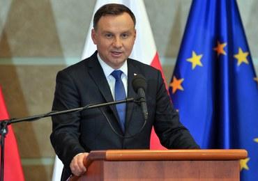 """Duda w """"DGP"""": Polacy chcą dobrej zmiany, nie dobrej rewolucji"""