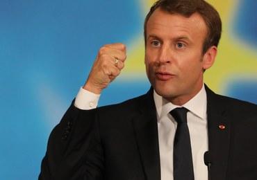 """""""Macron dał dowód swej hipokryzji"""". Kolejny atak przeciwko polskiemu rządowi"""